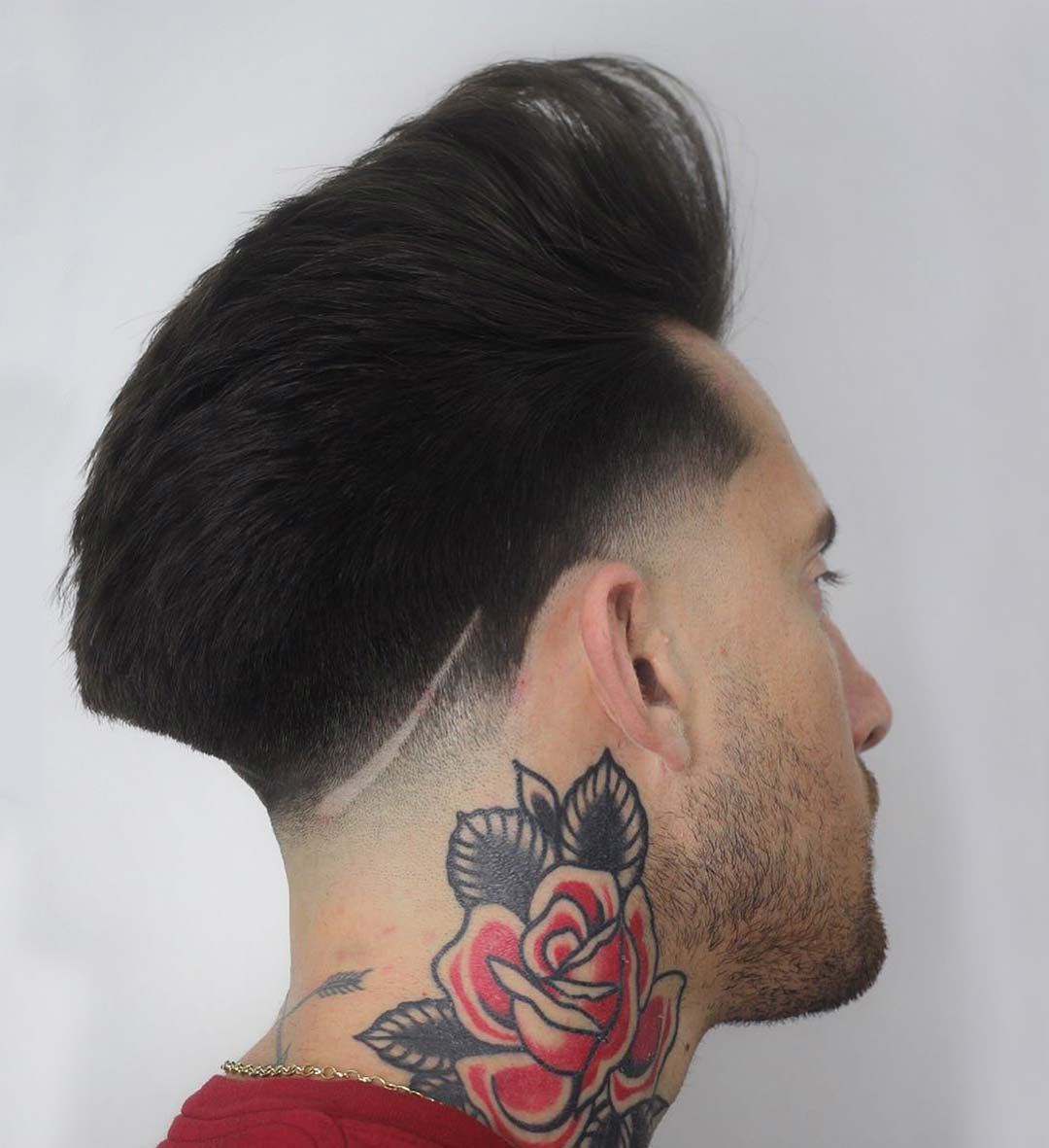 Taper Fades with Designs