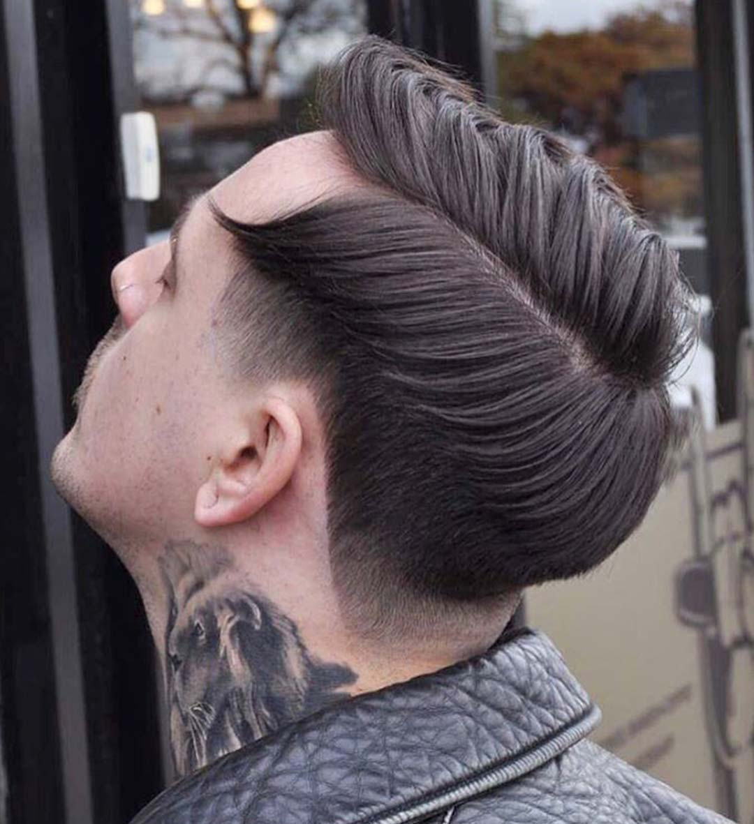 Textured Haircut with Wings